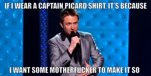 Chris Hardwick: Mandroid premieres tonight! Click the image to watch Chris discuss the difference between regular nerds and hipster nerds, then tune in at 11/10c.