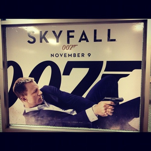 Saw it.. Loved it.. and the man looked damn good in his Tom Ford. TS