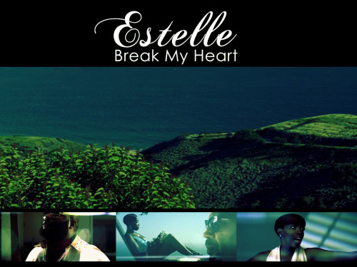 Estelle's voice is peculiar, but beautiful because it is much different. Her voice have a distinct sound to it, which makes her music and presence very much different that the other singers in her genre. I have to say he voice reminds me of (via Estelle - Break My Heart ft. Rick Ross (music review))
