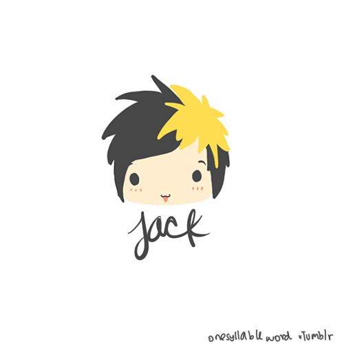 I have no inspiration.. so here you have a mini jack (: