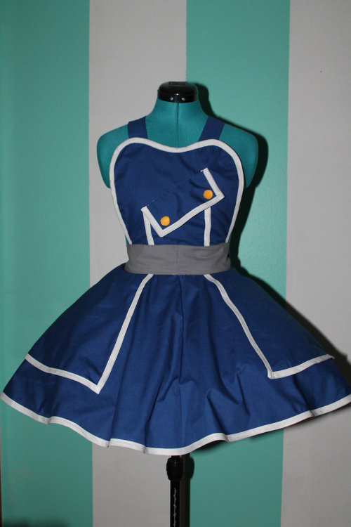 darlingarmy:  Roy Mustang Fullmetal Alchemist Inspired Cosplay Pinafore Available at Darling Army