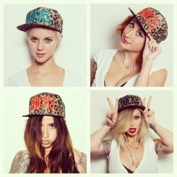 bridgetblonde:  Generation #2 LOCKS snapback is now available online theblondelocks.com 😁 #theblondelocks #snapback @sashsuicide @imchebo @sweaterpuppiez 💛