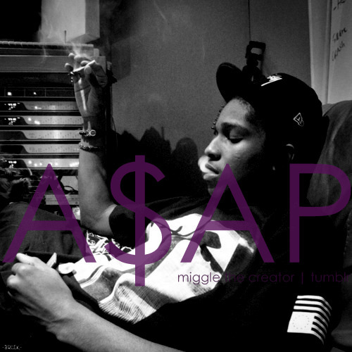 A$AP Rocky | Purple