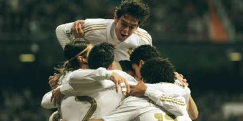 somos-madridistas:  My Real Madrid Alphabet: N  Real Madrid Never Gives Up