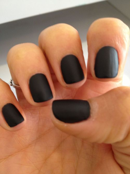 t-avo:  chanel velvet matte nail polish is so perf.