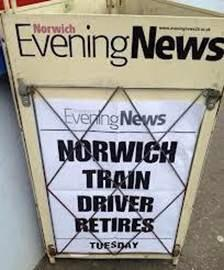 youknowyourebritishwhen:  Who says nothing happens in Norfolk?