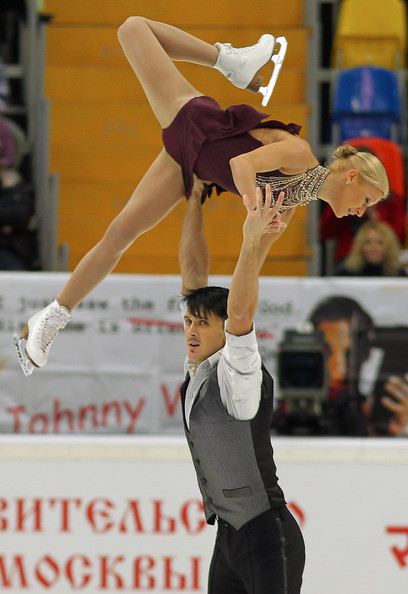 beautiful-shapes:  Volosozhar - Trankov Rostelecom Cup 2012