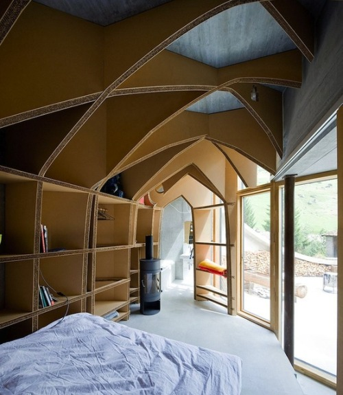 justthedesign:  Bedroom By SeARCH and CMA