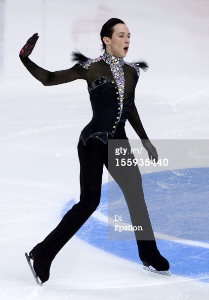 beautiful-shapes:  Johnny Weir COR 2012