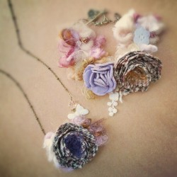 #lolitasummer #jewelry #accessories #flower #necklace #bracelet