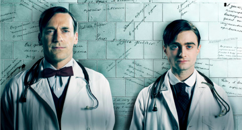 A Young Doctor's Notebook TRAILER with #JonHamm & #DanielRadcliffe | Il blog di Screenweek.it