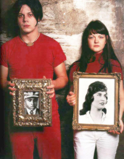Guiding Lights: The White Stripes, 2001.