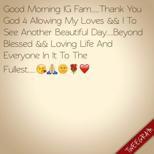 (Made with @Tweegram App) Have A Great Day Everyone……💋💋💋💋💋