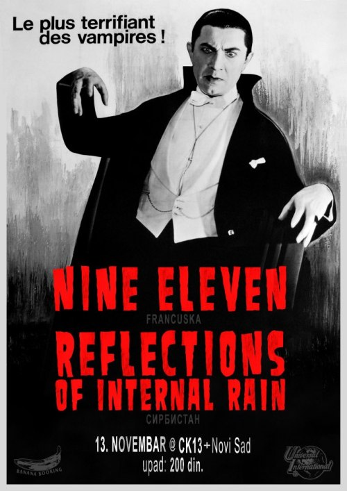 "REFLECTIONS OF INTERNAL RAIN will play this show this tuesday !!!The band is committed in the composition of the new album !!! Their last LP ""Answers"" is still available on streaming / free download and in a limited 12"" Vinyl edition<a href=""http://strikedownrecords.bandcamp.com/album/sd010-answers-ep"" data-mce-href=""http://strikedownrecords.bandcamp.com/album/sd010-answers-ep"">SD010 