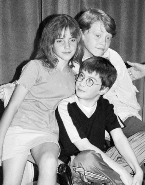 chazzzerrific:  Awww. The young gang.