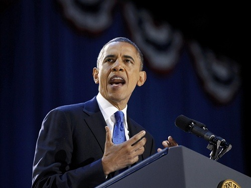 breakingnews:Obama wins Florida, tops Romney 332 to 206 in electoral votesBarack Obama has been declared the winner in Florida, topping Mitt Romney in the final electoral vote tally 332 to 206, AP reports.Florida officials said Obama had 50% of the vote to Romney's 49.1%, a margin of about 74,000 votes.Photo: President Barack Obama addresses supporters during his election night rally in Chicago, Nov. 6, 2012. (Kevin Lamarque / Reuters)It's official, guys.
