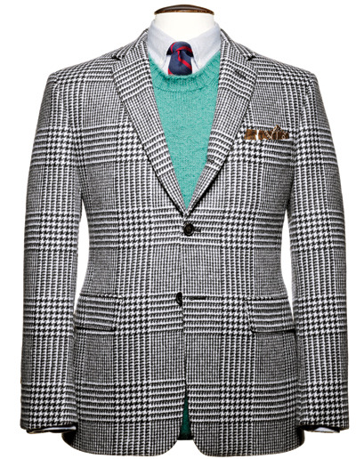 Great fabric on this blazer facebook.com/GentlemanF