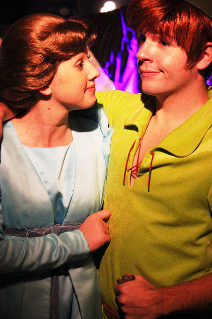 Peter and Wendy on Flickr.