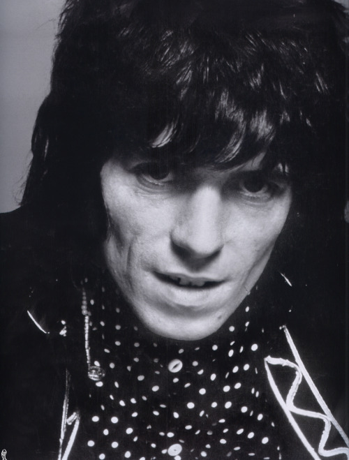 Keith Richards, 1969. © Photo by Michael Ochs.