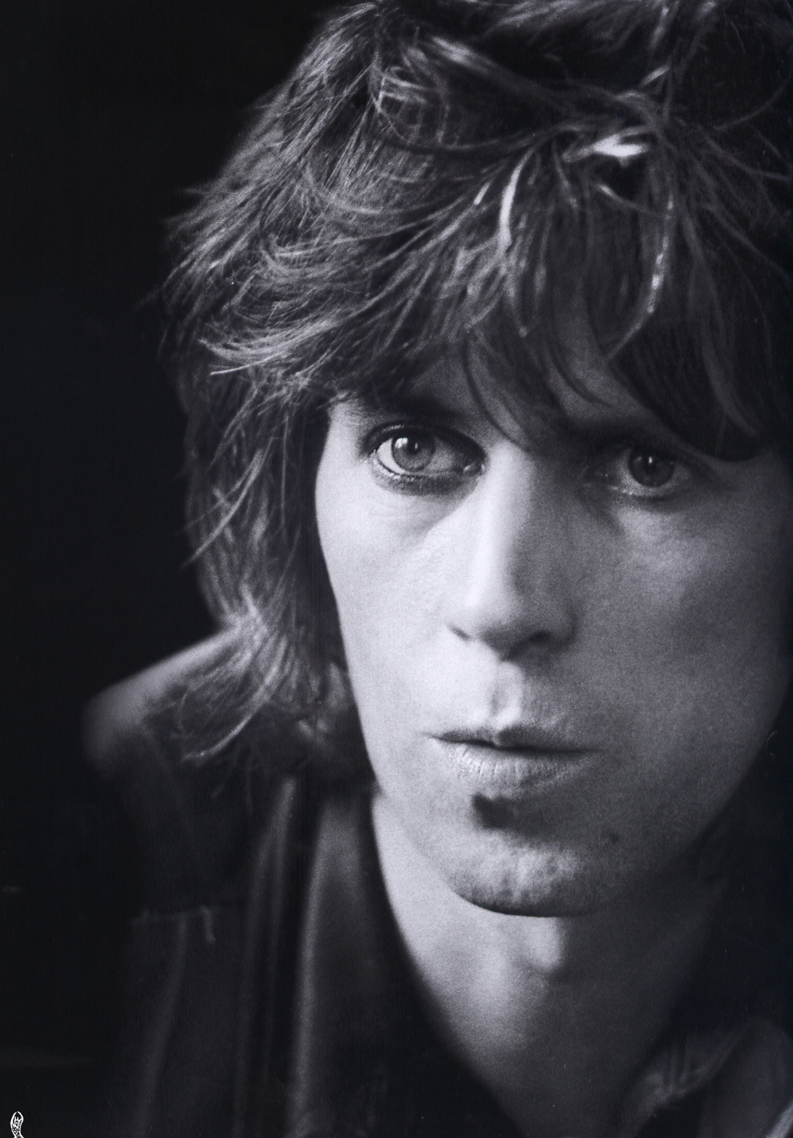 KEITH RICHARDS (London, 1974)