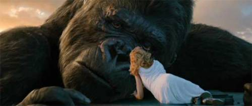 pali-princess:  - King Kong  I liked this movie! I liked it first, and second, and after that! Have several flaws, still amazing! A kind of movie, what I gladly rewatch again! :) OFC King Kong is my fav character!! ;)