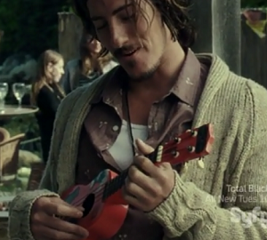 thatonetea:  My new favorite pairing is Duke/ukulele. x)  Yep.