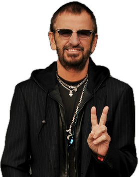 Mr. Starkey himself - Ringo Starr