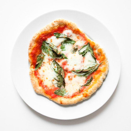 frenchcuisse:  MARGHERITA PIZZA.