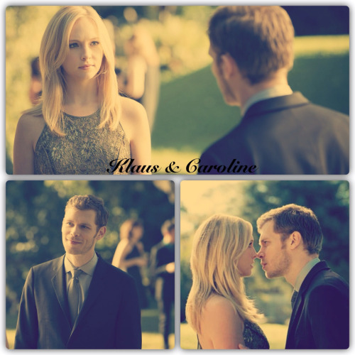 Who's excited for this #Klaroline moment? Xo
