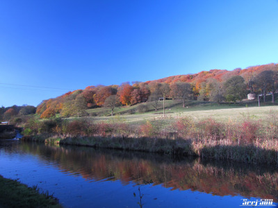 Autumn 2 Mytholmroyd, earlier today.