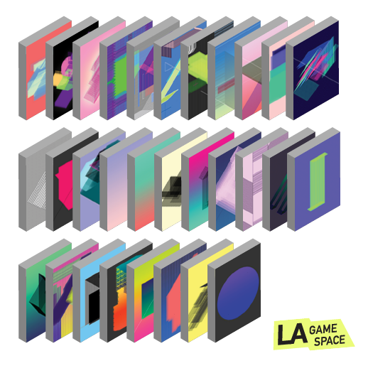 LA Game Space:  ‎LA Game Space Experimental Game Pack ▲ 30 Exclusive Videogames by indie game devs, new media artists, architects, comic creators, and more! Only $15!