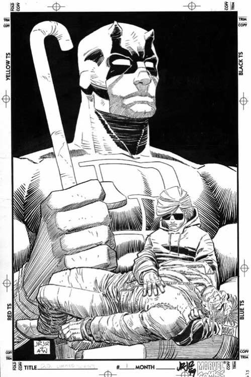Daredevil by John Romita Jr