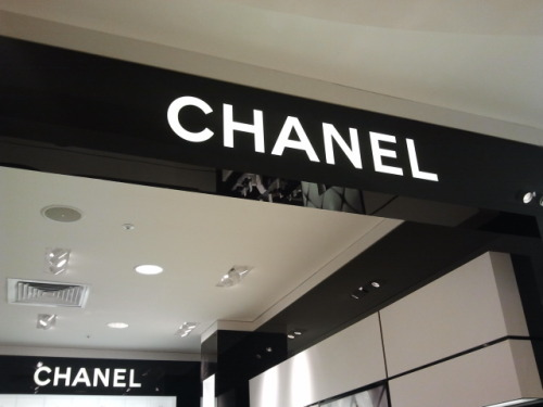 infamousvikas:  let me take you to chanel  because you look like hell