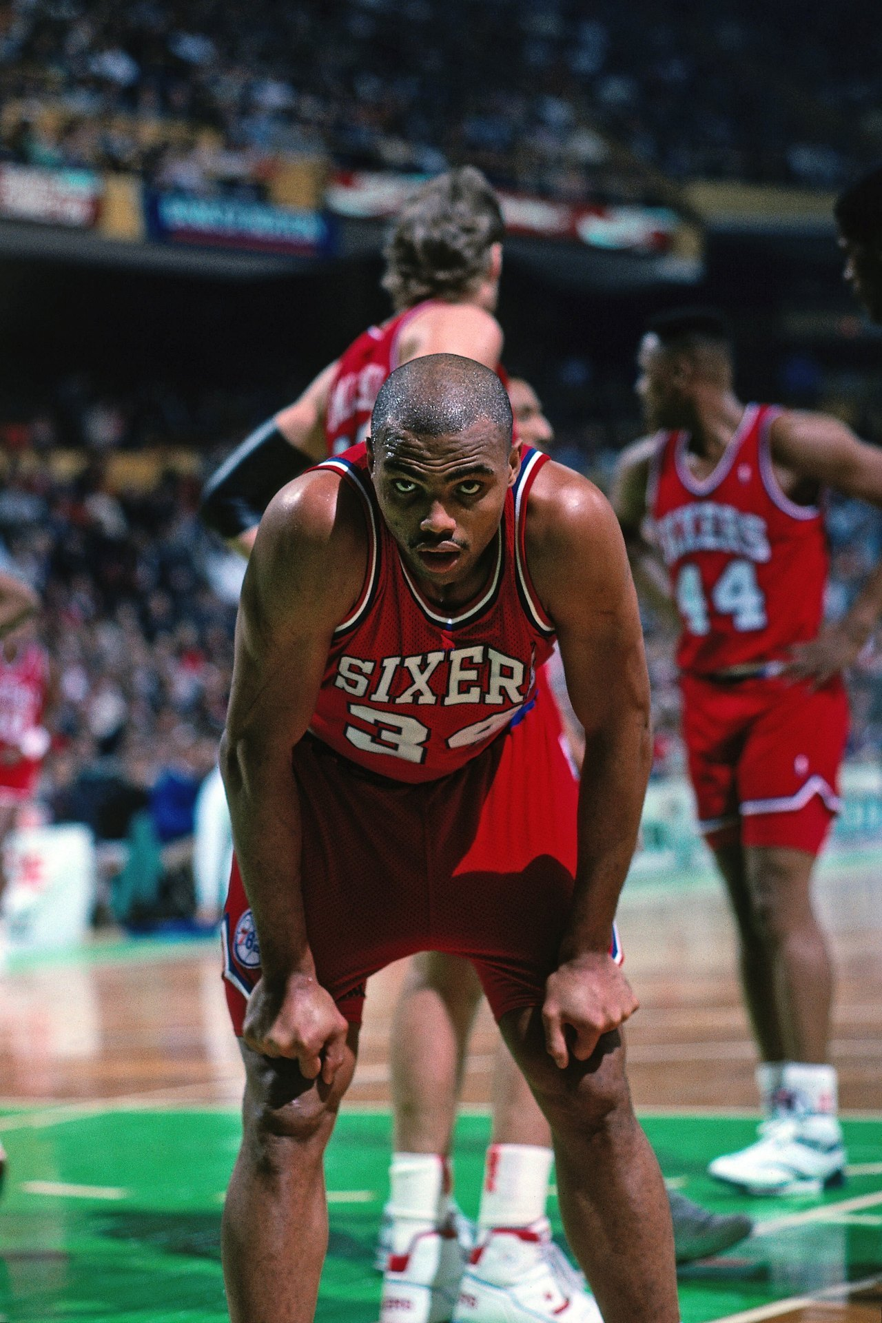 Photo: Sir Charles, The Round Mound of Rebound.