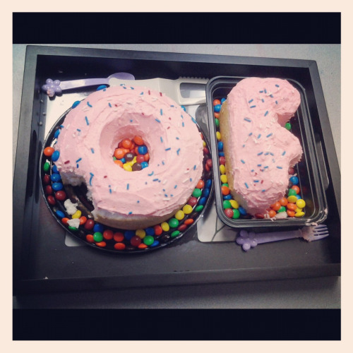 chasingafterthemdiamonds:  My Odd future cake that got made for me on my birthday (: