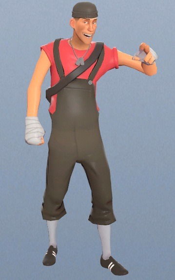 Scout set I am working on.