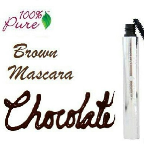 Seems awsum…found on FB like page: 100% Pure Egypt…..,cosmetics made from the pigments of #fruit & #vegetables #makeup #mascara #crueltyfree #osodatzfashundoll #chocolate