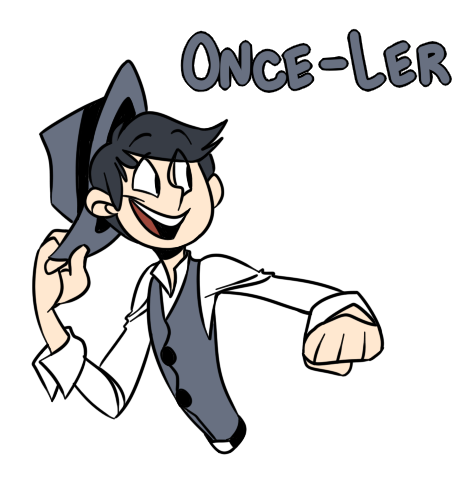 fuckyeahonce-ler:   Once-Ler  by *cartoonjunkie