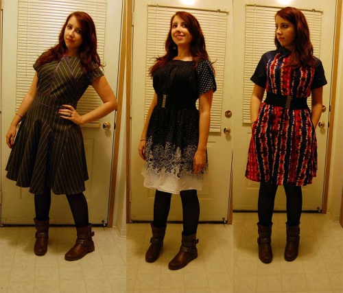 chibirinoa:  I sewed me some new dresses <3  Soooo jealous! You are amazing <3