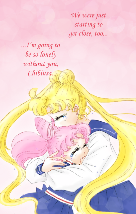 Goodbye, Chibiusa by ~LovelessAndWaiting
