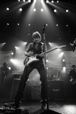 angelinamystic:  Richie Sambora Guitar God. 2012