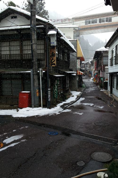Winter in Japan…I miss you.