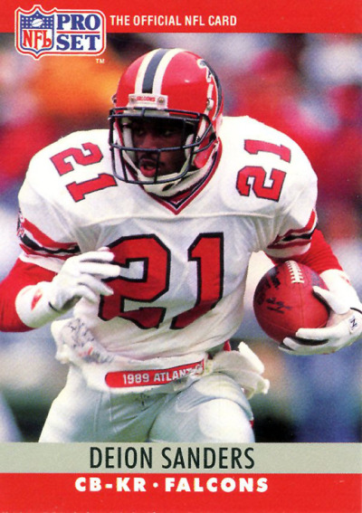 Football Sunday Deion Sanders