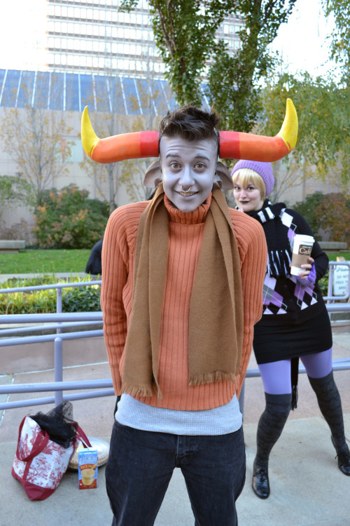 elaroh:  MAX IS SERIOUSLY THE CUTEST TAVROS OMG  absolutely adorable omg