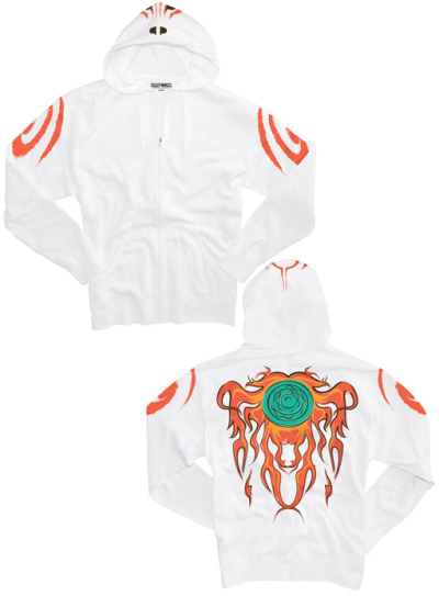 videogamenostalgia:  Supposedly coming soon, Capcom's Store will stock Okami hoodies. Keep an eye out.  Want.