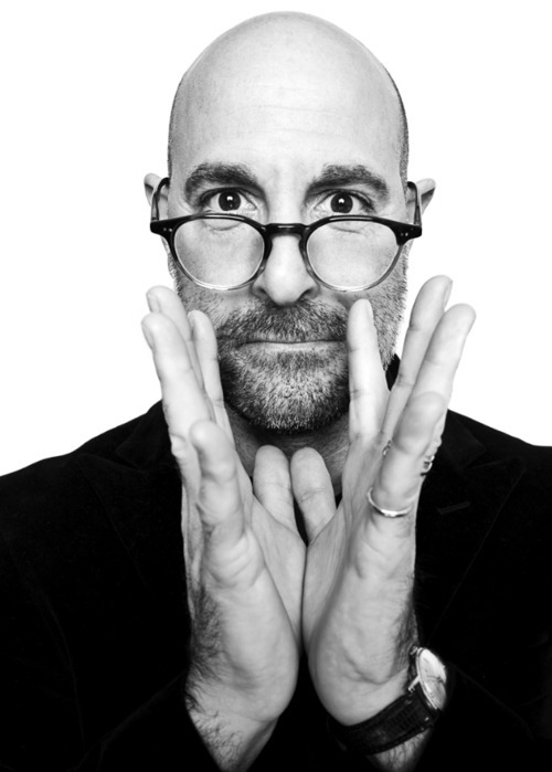 bebecaaas:  sarajee:  Happy 52nd birthday Stanley Tucci!