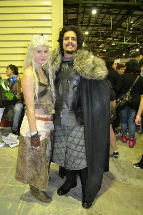 Unedited. I found Jon Snow.