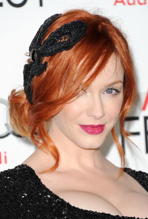 Christina Hendricks - Ginger & Rosa premiere, November 7th 2012