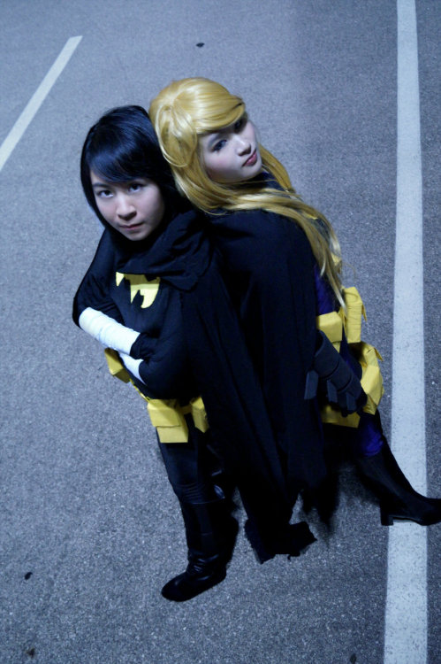 renkris:  The Batgirls by ~for-the-wicked