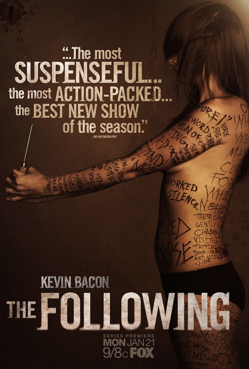 #TheFollowing NEW TRAILER | Il blog di Screenweek.it